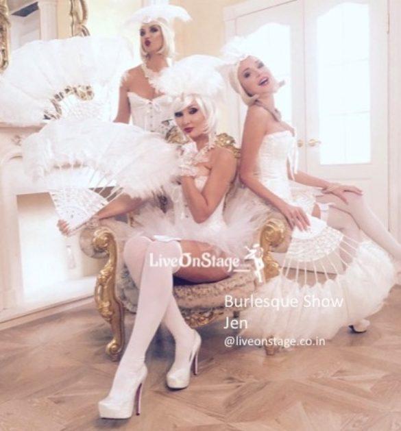 Burlesque Dancers, Burlesque Shows, Sexy Dancers, Erotic Dancers, Sensuous Dancers, Show Ballet, International Dancers