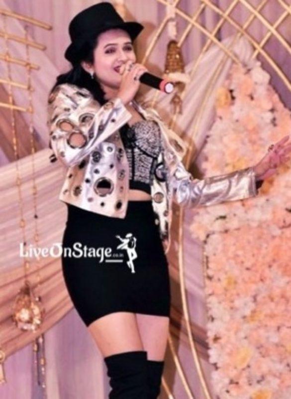 Singer, Bollywood Singer, Playback Singer, Stage Performer, Stage Shows, Live On Stage Entertainment, Live On Stage Entertainment Pvt. Ltd.,